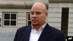 Рэпер Fat Joe. Архивное фото 2012г.