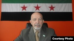 Retired Syrian Brigadier General Akil Hashem