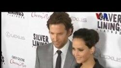 Bradley Cooper dan Jennifer Lawrence - VOA Pop News