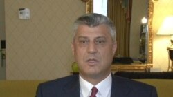 Hashim Thaci ne New York