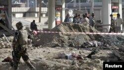 افغانستان:خودکش دھماکے