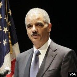 Jaksa Agung AS, Eric Holder: pembunuhan Osama, tindakan bela diri nasional.
