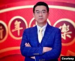 中国军事专家宋忠平。(照片由宋忠平提供)