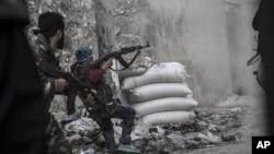 Pobunjenici u Alepu