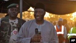 尼日利亞總統喬納森