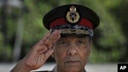 埃及執政的侯賽因‧坦塔維元帥(資料圖片)