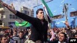 Rəsmi Vaşinqton Suriyada media mənsublarının həbslərini pisləyir