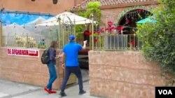 منطقۀ ده افغانان در فریمانت کالیفورنیا