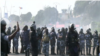 Libreville quadrillée par les forces de sécurité après la validation de la réélection du président Bongo