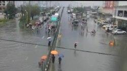 2012-08-10 美國之音視頻新聞: 菲律賓水災死亡人數上升至60人