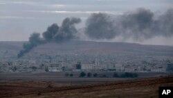 Kobani, Suriya