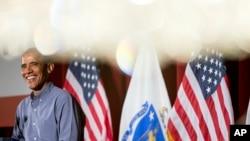 Presiden AS Barack Obama