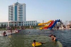 Turkmaniston-Amerika-Biznes-Navbahor Imamova