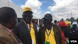 Emhlanganweni weZanu PF Congress