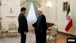 وزارت امور خارجه اوکراین گزارش داده بود سفر وزیر خارجه اوکراین و هیات همراهش به دعوت همتای ایرانی صورت می گیرد.