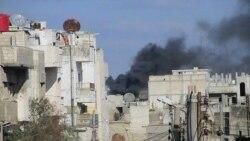 بحران سوریه: جلسه اضطراری سازمان ملل، تازه ترین وضعیت خبرنگاران خارجی