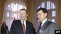 Američki kongresmen Erl Pomeroj u poseti Srbiji