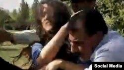 بازداشت دختری در تهرانپارس به دلیل آب بازی