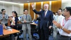 Điểm tin ngày 28/9/2021 - Cựu Đại sứ Shear: AUKUS tốt cho Đông Nam Á tương tự như tốt cho Mỹ, Australia