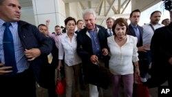 González buscaba representar a los líderes de la oposición presos en Venezuela, pero se le permitió ni ver a los detenidos.