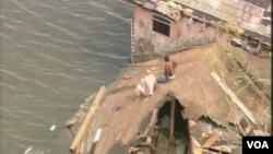 Nakon uragana Katrina, pomoć je sporo stizala hiljadama ugroženih