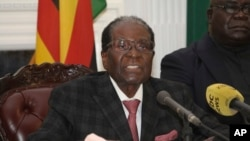 رابرت موگابه، رئیس جمهوری زیمبابوه