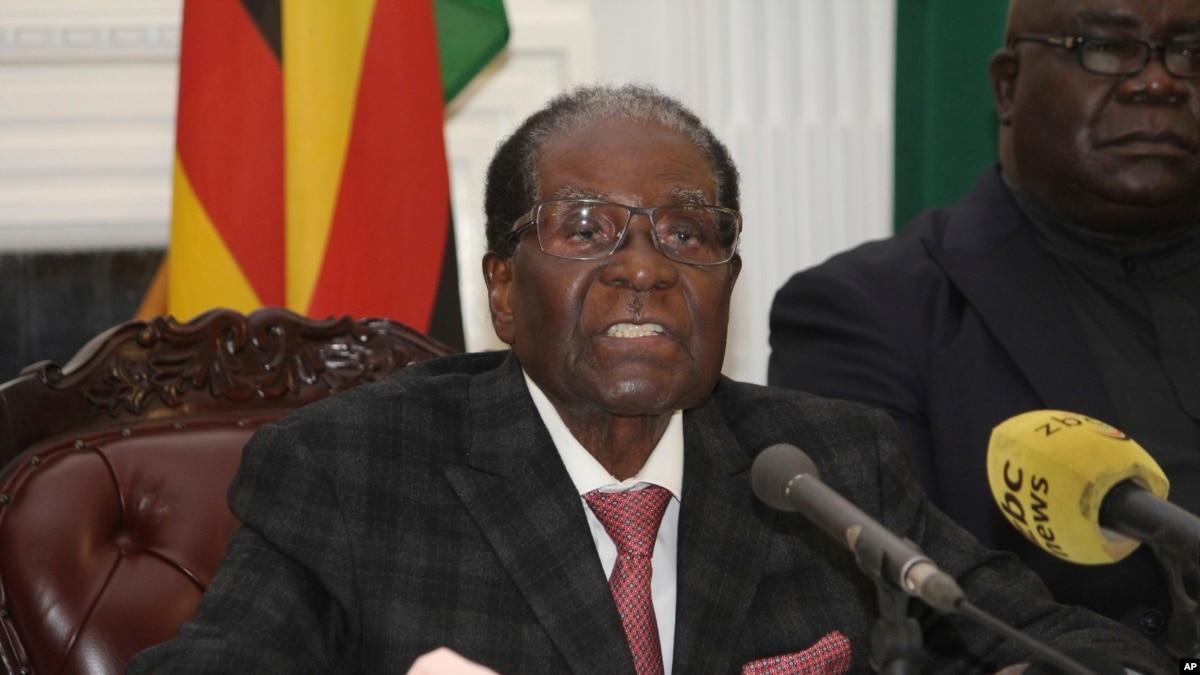 Zimbabve  proces për shkarkimin e Presidentit Mugabe
