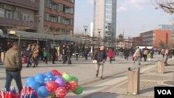 KOSOVO INDEPENDENCE ANNIVERSARY