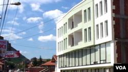 Zyra Adminsitrative e Kosovës në Mitrovicë - foto arkivi