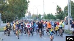 Dva su točka dovoljna - biciklijada Banja Luka