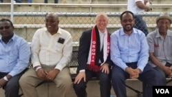 Congressman Mike Coffman,Beqqelee Garbaa fi bulchoota hawaasa Oromoo Denver 'Torbaan Oromoo' 2018