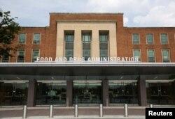 Kantor Pusat FDA di Silver Spring, MAryland. (Foto: dok).