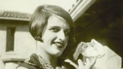Ayn Rand at the Hollywood Studio Club