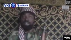 Shugaban 'yan Boko Haram.