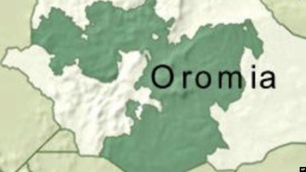 Kaartaa Oromiyaa