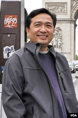 明镜新闻出版集团总裁何频(何频提供)