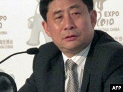 上海世博局局长洪浩