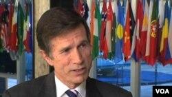 Pomoćnik državnog sekretara za Južnu i Centralnu Aziju Robert Blejk