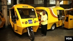 FILE - The Philippines electric vehicle industry is using a $300 million ADB loan (Courtesy - Asian Development Bank)