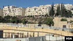 Ramot je izraelski grad na tlu iza granice od 67.