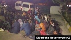Refugees in Diyarbakir