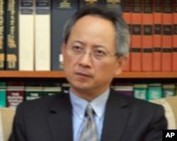 台湾外交部新闻司副司长 夏季昌