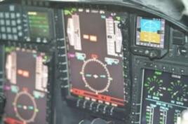 A closeup view of the U-2 cockpit instrumentation, Osan Air Base, South Korea, Dec. 7, 2011