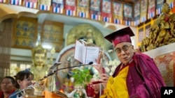 State University of Buryat Honors The Dalai Lama