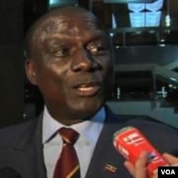 Mull Katende, izaslanik Afričke Unije