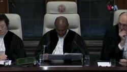 عالمی عدالتِ انصاف کا میانمار سے متعلق فیصلہ