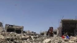 伊斯蘭國殺死試圖逃出摩蘇爾的231名平民 (粵語)