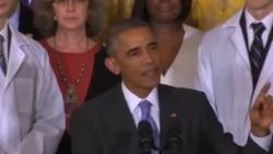 کاخ سفید و مراسم تجلیل از دکتر کنت برادلی