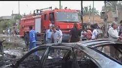 2013-06-11 美國之音視頻新聞: 伊拉克各地叛亂分子發動襲擊70人喪生