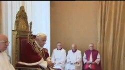教宗退位 中梵关系无突破